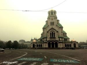 Katedrala sv.Aleksandra Nevskog u Sofiji