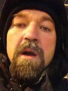 Smrznuta brada na -30