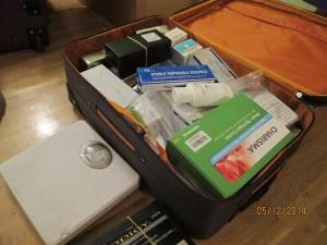 Pakiranje i vaganje zubarske opreme