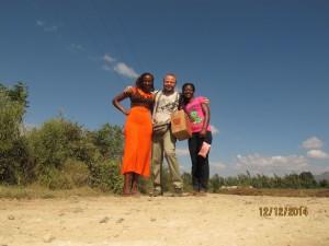 S dvije volonterke