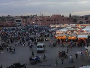 Vreva glavnog gradskog trga