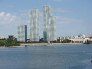 Astana glavni grad Kazahstana