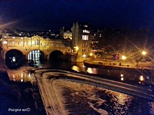 Bath - grad toplica