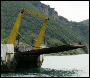 Usidreni brod
