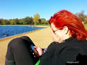Sunčani London u bojama (Hyde Park)