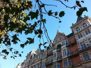 Tipična londonska arhitektura