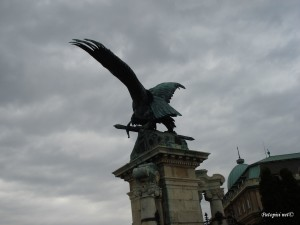 Orao na Trgu Sv. Stjepana