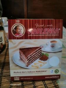 Marlenka s kakaom