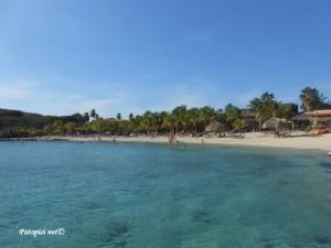 Blue Bay playa Curacao