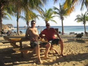 Pod palmom  - Curacao