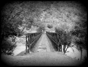 Most u crno-bijeloj