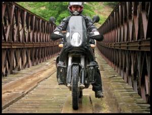 Još jedna na mostu