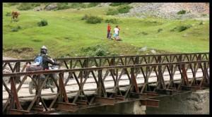 Prolazimo i preko drugog mosta