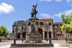 St. Domingo, spomenik Kolumbu