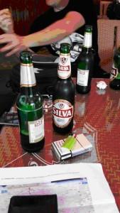 pivo i karta