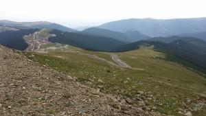 pogled na Karpate