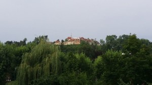 Brašov - stari grad