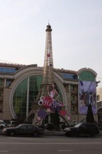 Kič dominira Almatom