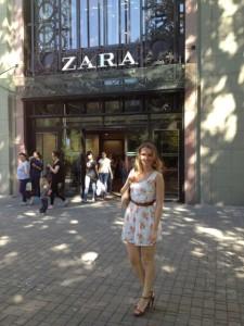 Najzgodnija Hrvatica u Kazahstanu