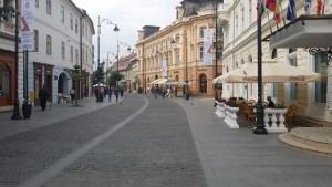 Šetalište prema velikom trgu