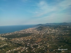 Atena iz zraka