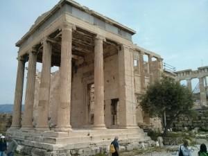 Erehtejev hram s boka