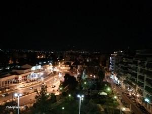 Pogled iz hotelske sobe
