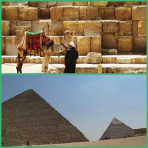 Piramide Giza u Kairu