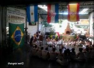 Otvorenje capoeira eventa