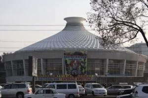 Cirkus u Almaty