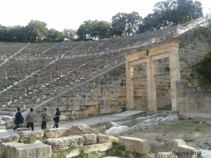 Epidaur - teatar 2
