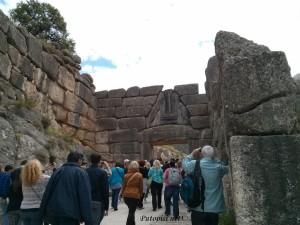 Ulaz u Mikenu