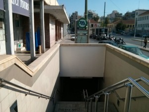 Ulaz u metro
