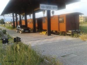Vlak je u stanici