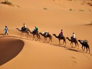 Pustinjski dio Maroka