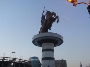 Kip Aleksandra Velikog na Bukefalu