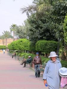 Jardin za jogging