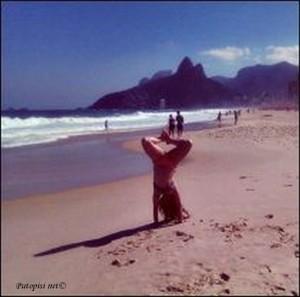hrvatska capoeira na Copacabani i Buiziusu
