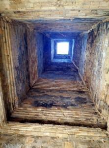 Toranj iznutra