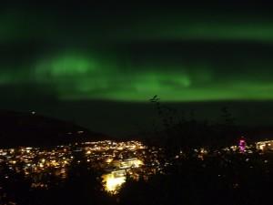 Aurora borealis iznad Narvika
