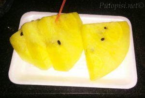 Žuta lubenica