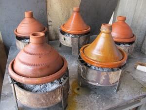 Casabanca 8 - kuhanje tajinesa u cunjevima