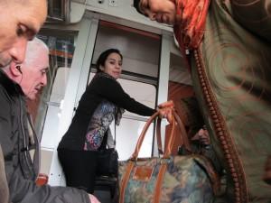Casablanca 1 - u vlaku