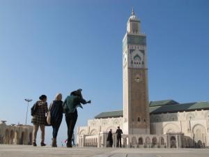 Casablanca 2 - Mosquee Hasan II