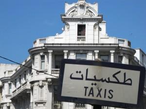 Casablanca 9 - taxi