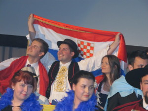 Predstavnici Hrvatske