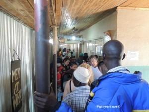 Granični prijelaz između Kenije i Ugande (Malaba)