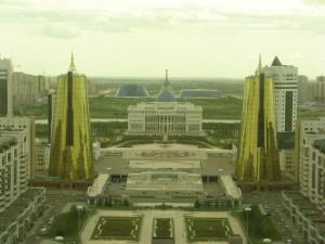 Predsjednička palača u Astani