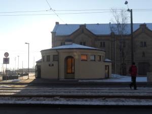 Nekadašnja džamija koju su Latvijci prenamijenili u toalet