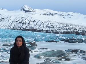 Glečer Vatnajökull po mom mišljenju definitivno je najljepši dio otoka
